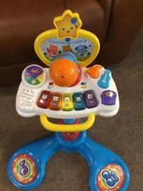 Vtech sit to stand musical centre