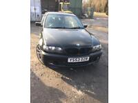 BMW 325 2003 Breaking for spares replacement parts
