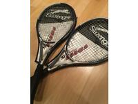 Slazenger tennis rackets