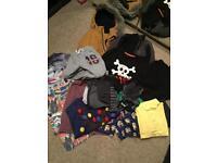 Kids 5-6 boys clothes bundle