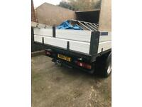 Ford transit tipper 125ps