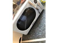 Pale blue microwave NEW