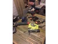 Power tool job lot