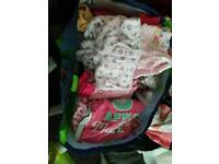 Girls 6-9 months clothes bundle