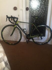 Cube attain GTC dura ace. Road bike. Carbon.