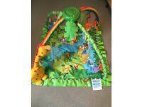 Fisher Price Rainforest Playmat/Gym