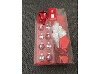 Liverpool FC Desktop Christmas Trees!! Brand new and boxed. Job lot