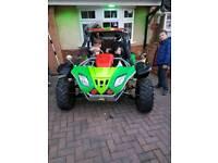 Godzilla 500 cc road legal buggy