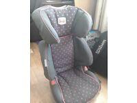 Britax Hi-Back booster car seat
