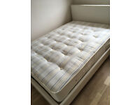 Double bed frame with mattress - Bar Hill