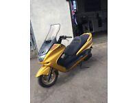 Yamaha 250 Majesty