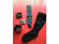 Campbell Kilt Outfit W32