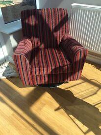 Next swivel chair