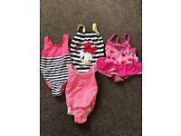 Baby girl swimming costumes