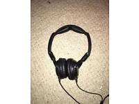 Skullcandy headphones - LOWRIDER black
