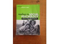 Readings in Social Psychology (7th edition)- Wayne A.Lesko