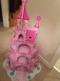 ELC fairy castle
