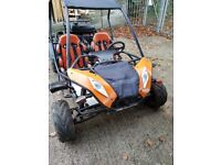 Quadzilla Pitbug 110cc kids/ youths buggy