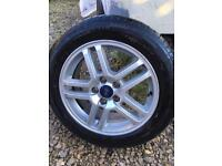 4 x Ford C max / transit connect alloy wheels