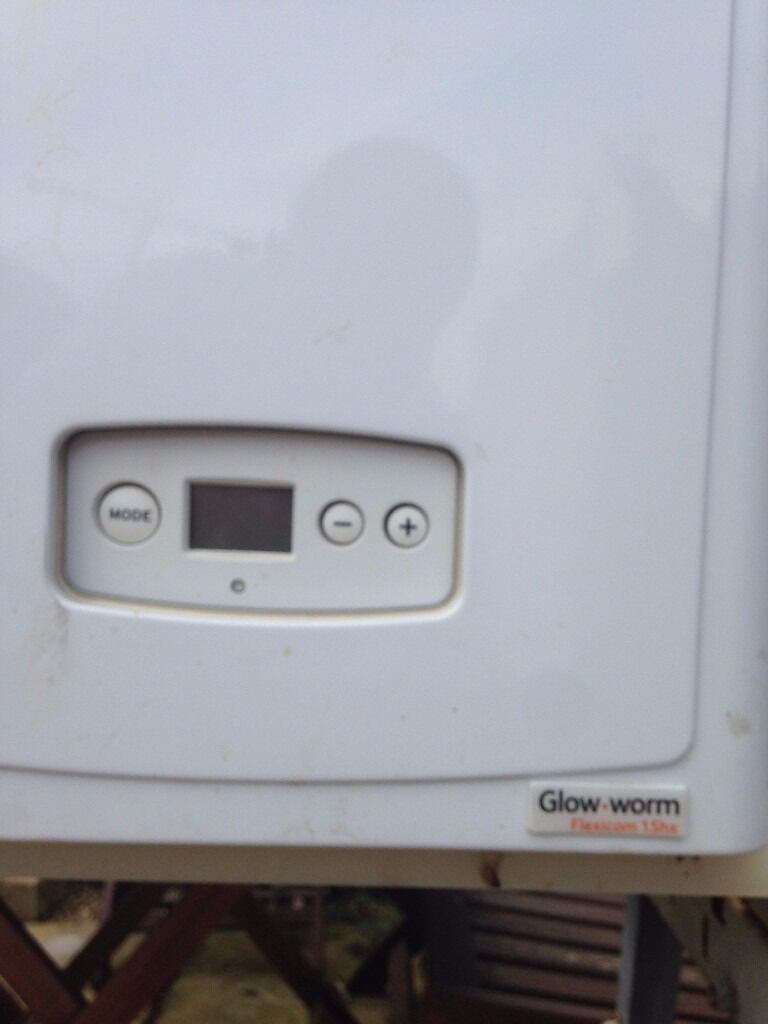 BOILER. central heating + hot water, glow-worm flexicom 15hx. | in ...
