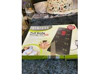 Homedics massage mat