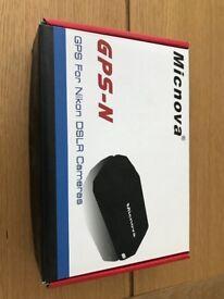 Micnova GPS-N GPS Receiver for Nikon