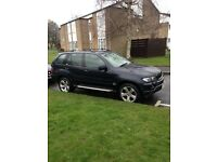 BMW X5 diesel sport low miles. Looking for a X3