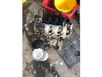 Vw polo fox engine bmd 1.2 3 cylinder