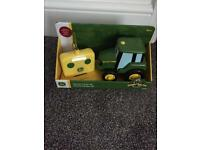 BNIB remote control tractor