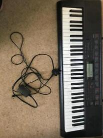 Casio LK-160 keyboard