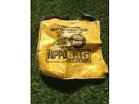 Hippo bags x5