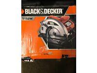 Black&decker circular saw