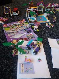 lego friends bundle sets