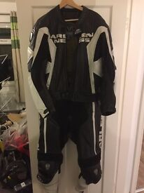 Arlen Ness Leathers. Two Piece. Size 46