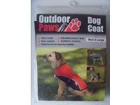 Red Dog Coat XL