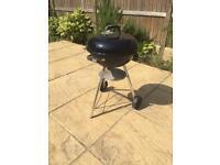Weber Charcoal kettle BBQ