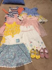 6-9 Month dresses bundle