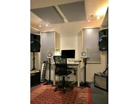 Amazing affordable music production studio / rehearsal room. Weekly session from £80pm