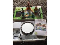 Wii Swapforce Skylanders Disk,Portal and 5 skylanders
