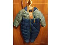Marks and Spencer 3 to 6 months snowsuit