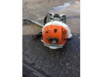Stihl br 600 br600 sold as spares engine runs