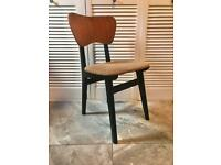Retro mid century G plan butterfly chairs
