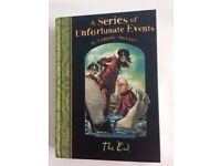 A Series of Unfortunate Events, book by Lemony Snicket, The End (Book 13)