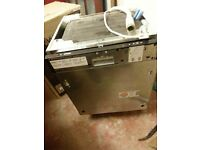 BOSCH DISHWASHER FOR SPARES NEVER USED