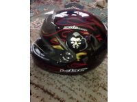 KBC Motorcycle Helmet Size Medium