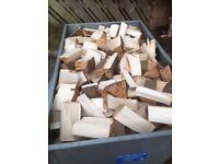 Firewood hard wood logs