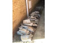 Free Rubble available for pick-up