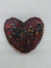 Rose scented, Heart-Shaped, Natural soap by Heaven Senses