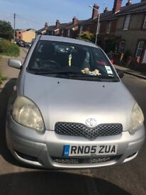 Toyota Yaris 05 - *Perfect first car* *very reliable*