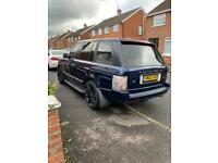 Range Rover vouge 4x4 144k won't find a cheaper one.